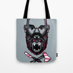 Wild BEARd Tote Bag