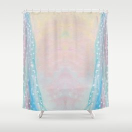 Opalescent Dream Shower Curtain