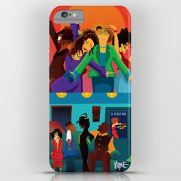 Living Single Followed by Martin iPhone Case