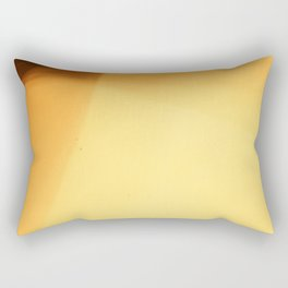 Milky Film Rectangular Pillow