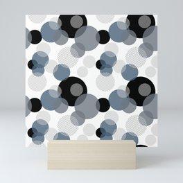 Circles Mini Art Print