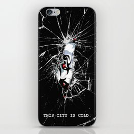 COLD CITY iPhone Skin