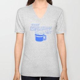 Tea Earl Grey Hot Picard Cup Unisex V-Neck