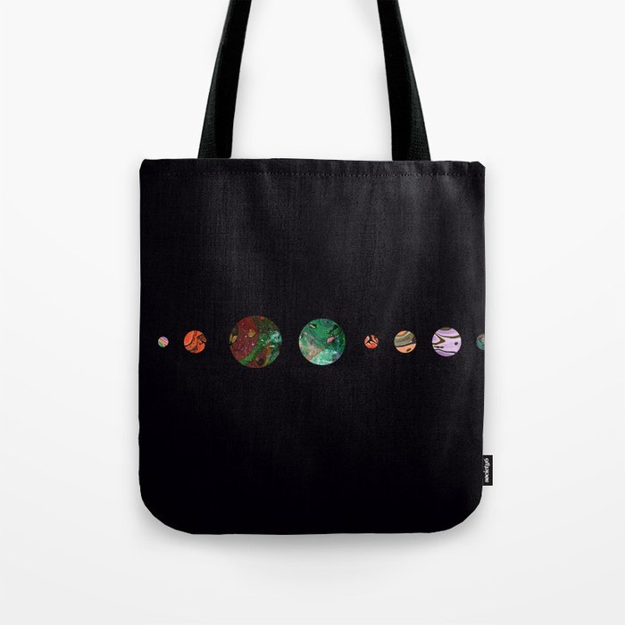 Another solar system Tote Bag