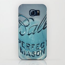 Mason Jar iPhone Case