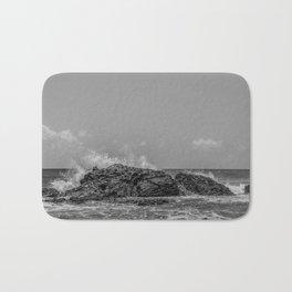 Peace and Power Sea Bath Mat