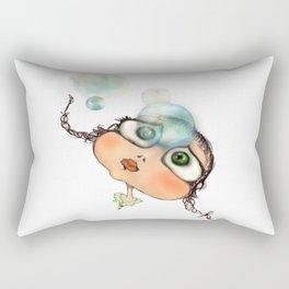 Pepe dagli Occhi Grandi Rectangular Pillow