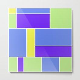 Abstract #461 Metal Print