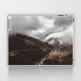 Somewhere in Switzerland Laptop & iPad Skin