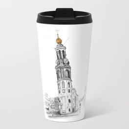 Mint Tower Amsterdam Travel Mug