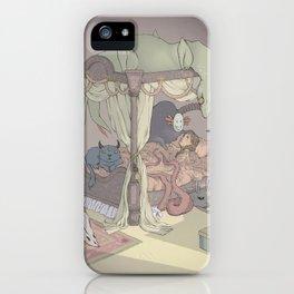 Nightmares iPhone Case