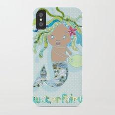 Water Fairy Mermaid Slim Case iPhone X