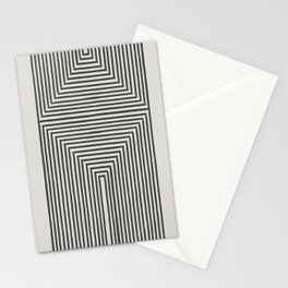 Tribal Modern Boho Art Stationery Cards