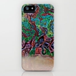 Mangrove Patch iPhone Case