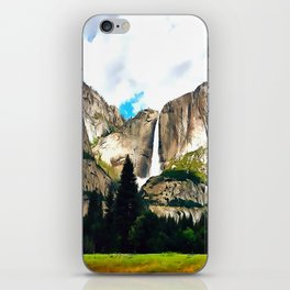 Vernal Mist iPhone Skin