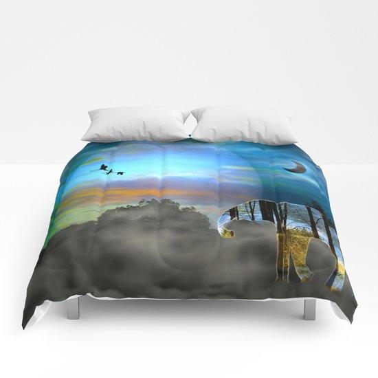 Songlines Comforters