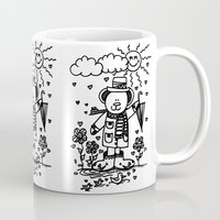 Cold Day Bear Mug