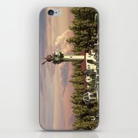 astronomy iPhone & iPod Skins featuring Astronomy tower by Alexander Atkishkin