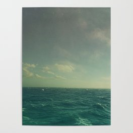 Limitless Sea Poster