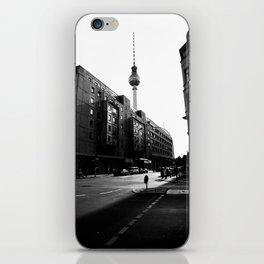 Berliner Straßen iPhone Skin