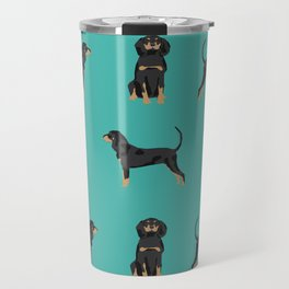 Coonhound simple cute dog breed gifts for coonhounds Travel Mug