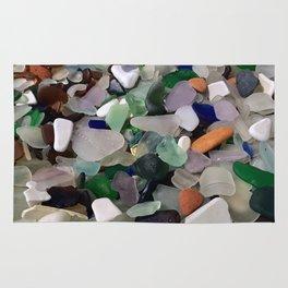 Sea Glass Assortment 6 Rug