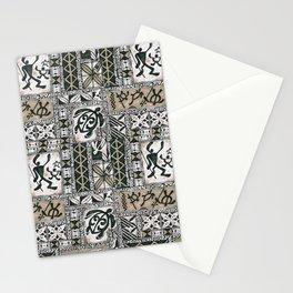 Hawaiian Honu Tapa Cloth Stationery Cards