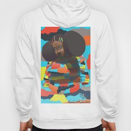 Wrapped in Color Hoody