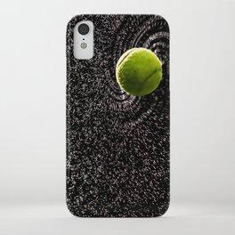 Spin Serve     Tennis Ball iPhone Case