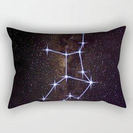 Virgo Rectangular Pillow