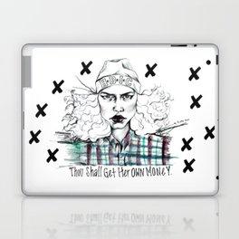 #STUKGIRL H.B.I.C Laptop & iPad Skin