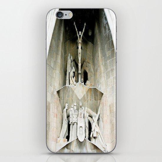 Gaudi's Calvary iPhone & iPod Skin