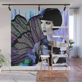 Louise Brooks:  We'll Always Have Paris Wall Mural