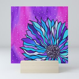 seaflower Mini Art Print