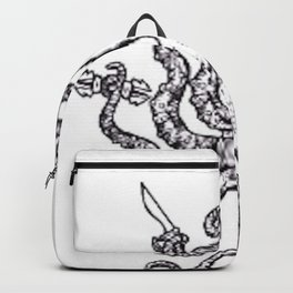 Fight lab Octopus Backpack