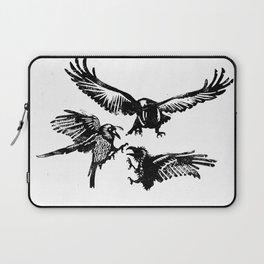 Crow Parliament Laptop Sleeve