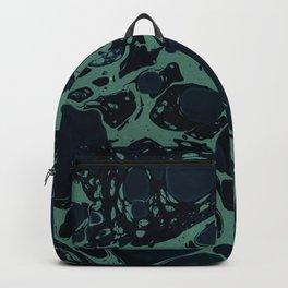 Turquoise Splash Backpack