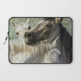 Surrounded by Love Laptop Sleeve