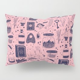 Witchy Pillow Sham