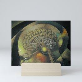 Homo Sapien Mini Art Print