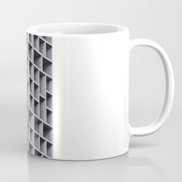 Grid Coffee Mug