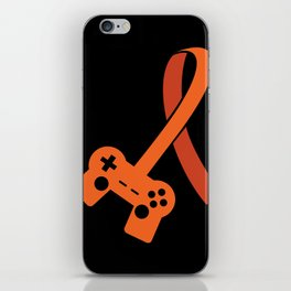 Awareness for a Gamer iPhone Skin
