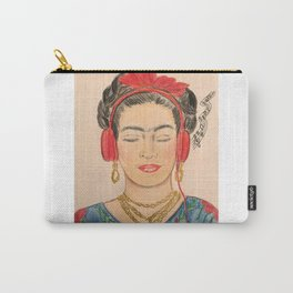 The Modernization of Frida Carry-All Pouch