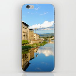 The Arno River - Florence Italy iPhone Skin