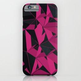 3D Futuristic GEO III iPhone Case