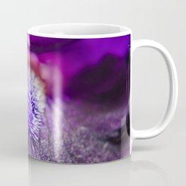 Eye of Iris Nature / Floral / Botanical Photograph Coffee Mug