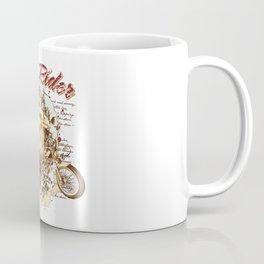 eagles motorcycle Coffee Mug
