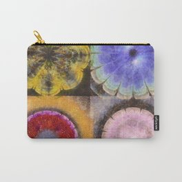 Ergastic Entity Flower  ID:16165-005314-25310 Carry-All Pouch