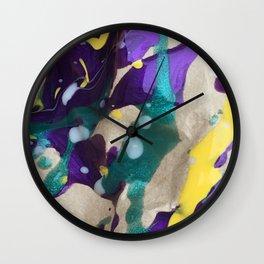 Paperbag Wall Clock