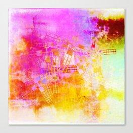 ..of my mind Canvas Print